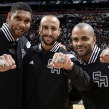 NBA: Parker quiere que Manu y Duncan jueguen un año más