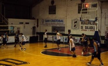 San Lorenzo (Ch) recibe a Ciudad de Saladillo
