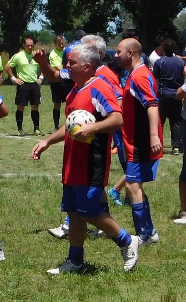 Veteranos juegan el domingo en Toledo
