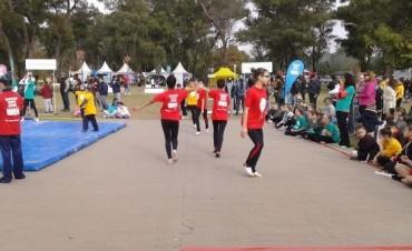Nicolás Tosca asistió al Día Olímpico que festejó la CABA