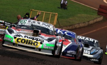 Juan Martín Bruno larga este domingo en la segunda serie del TC en Posadas