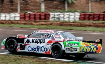 Bruno clasificó 35 y larga en la tercera serie del TC en Paraná
