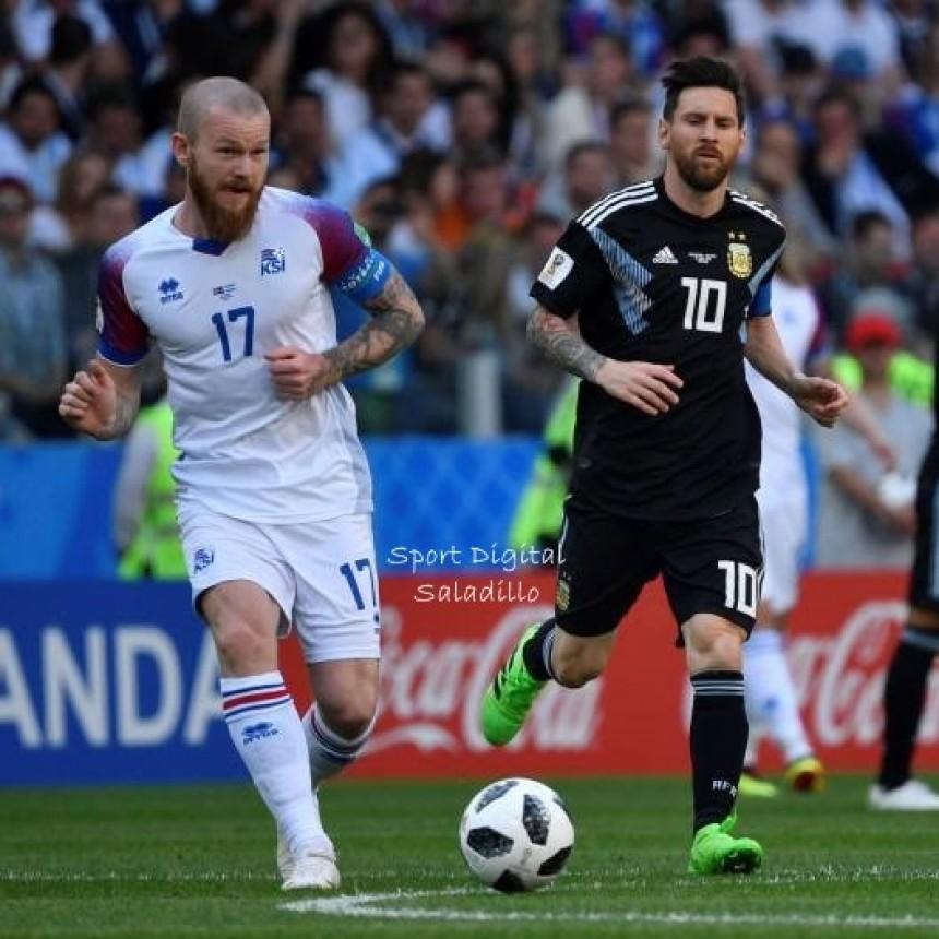 No cambio nada, Argentina sigue jugando a no jugar