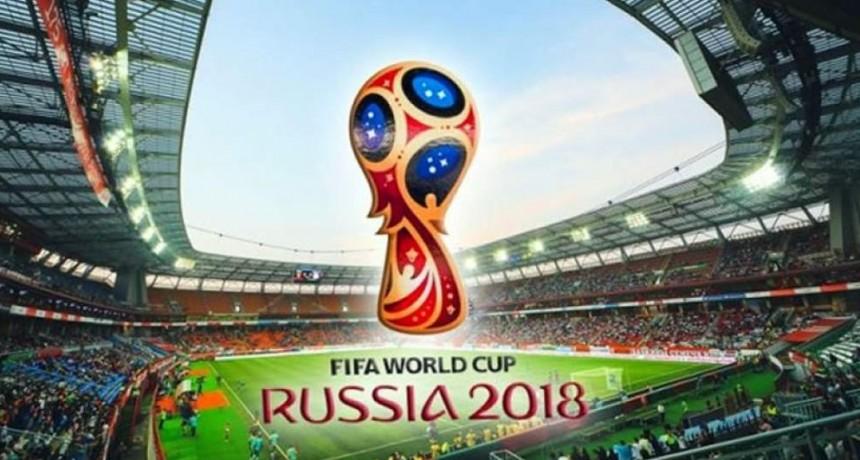 Posiciones Mundial Rusia 2018