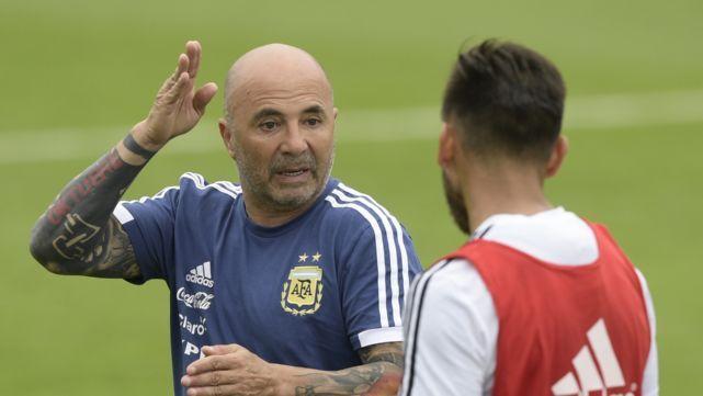 Argentina lista para el debut mundialista ante Islandia