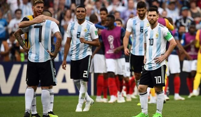 Francia fue más que Argentina
