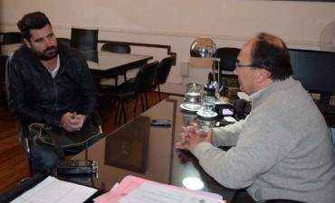 José Luis Salomón fue entrevistado por el Diario Deportivo Olé