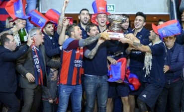 San Lorenzo ganó y es el bicampeón de la Liga Nacional