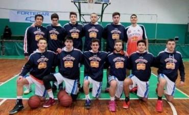 Santiago Mazza y Nahuel Tello del club Ciudad al Provincial sub19