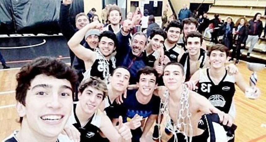 Argentino de Chivilcoy campeón del Apertura sub17