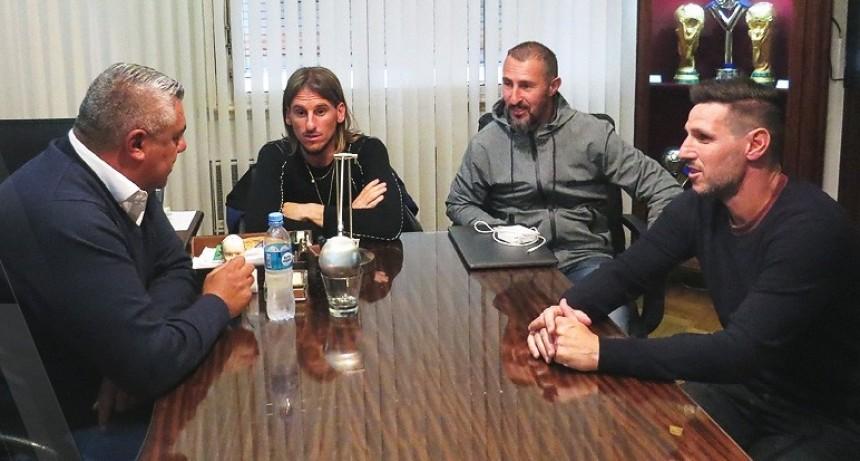 Beccacece, Diez y Bressan, acordaron de mutuo acuerdo la rescisión de sus contratos con AFA