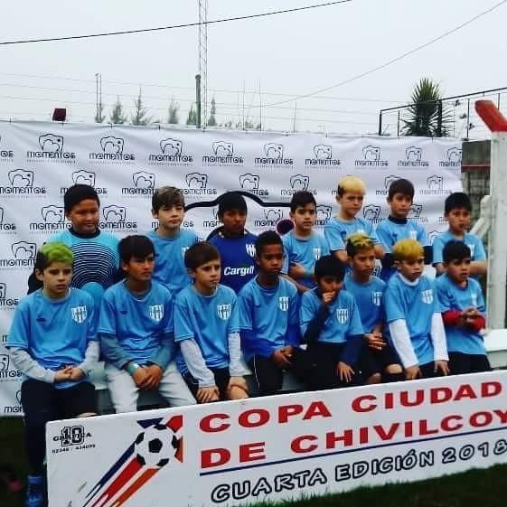 """Defensores de Del Carril en el Torneo """"Ciudad de Chivilcoy"""""""