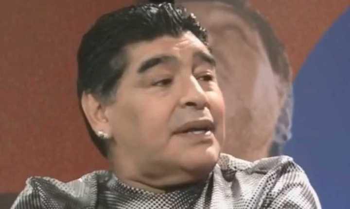 El apodo de Maradona a Sampaoli