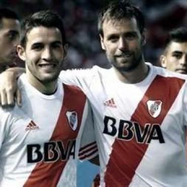 Cavenaghi y Mayada serán titulares en la final de la Libertadores