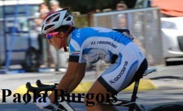 Paola Burgois ganó en Chacabuco
