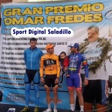 """Sebastián Tolosa ganó el 1° Gran Premio """"Trayectoria Omar Fredes"""""""