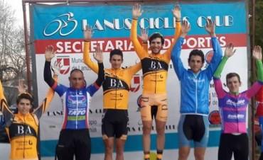 El saladillense Leandro Burgois fue segundo en Lanús