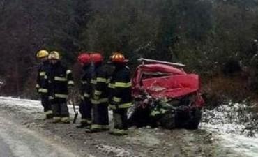 Se accidentó el piloto de TC Mauro Giallombardo y está en grave estado