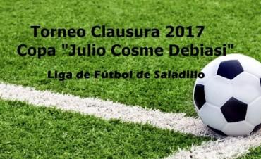 Se juega este domingo la segunda fecha el Torneo de Primera División
