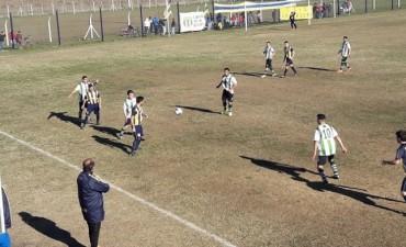 Del Carril y Apeadero líderes después de la segunda fecha en primera división