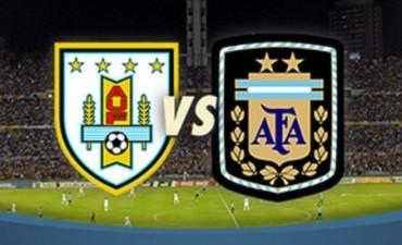 Uruguay recibe a Argentina en un partido clave en Eliminatorias a Rusia 2018