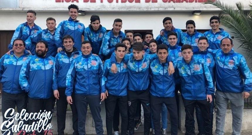 Selección sub15 de Saladillo le ganó a Las Flores