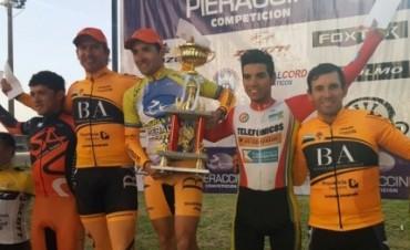 Sebastian Tolosa ganó en el Sexto GP Pieraccini Competición en Venado Tuerto