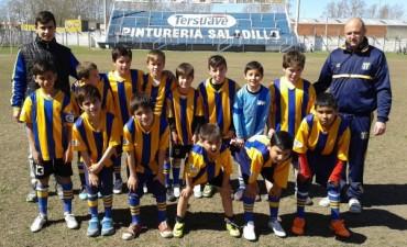Se jugó la tercera fecha del Torneo Clausura de divisiones inferiores