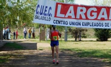 Diego Gómez ganó la Maratón del Cuec
