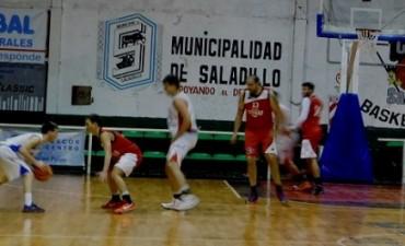 Amplio triunfo de Ciudad ante San Lorenzo por 99 a 59