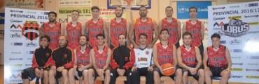 Athletic de Lobos presento su plantel para el Provincial de clubes