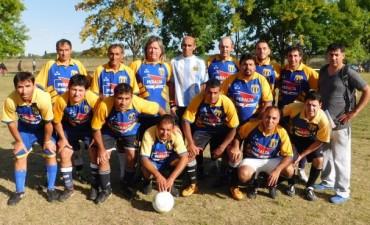 Se jugó en Toledo nueva fecha del Torneo de Veteranos