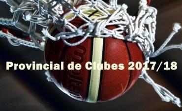 Se inicia este viernes el Provincial de clubes de Basquet Mayores