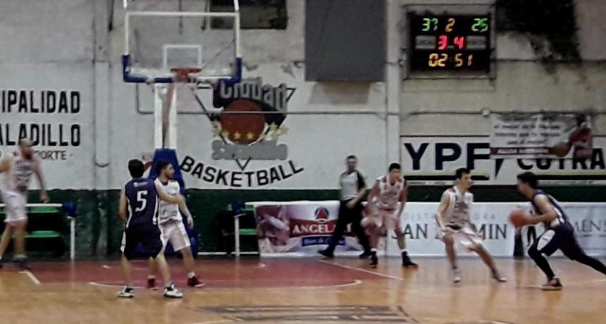 Ciudad juega hoy ante Sportivo en 25 de Mayo
