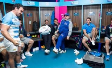 Los Pumas le ganaron a Tonga y acarician la clasificación