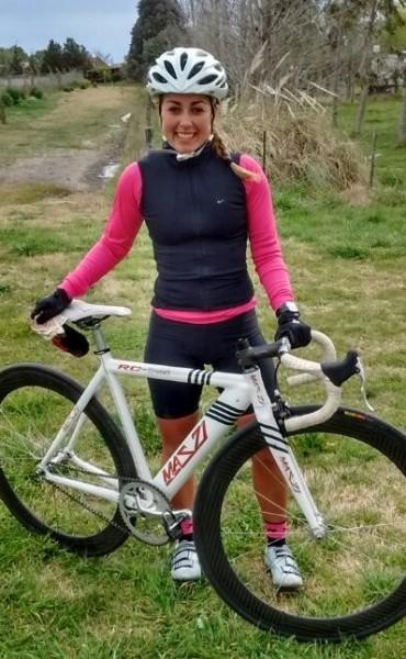 Jimena Manganiello correrá el Criterium en Mar del Plata