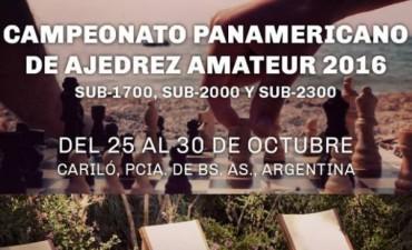Nelson Lujan y Yago Zamora participan en el Panamericano de Ajedrez en Cariló