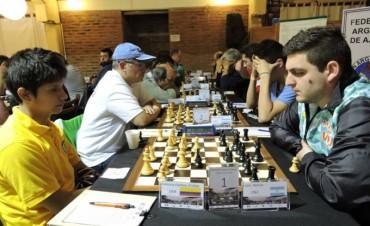 Nelson Lujan encabeza el Panamericano luego de 5 rondas