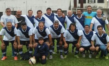 Argentino y La Campana finalistas del Torneo de Veteranos