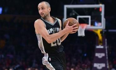 Arranca la NBA: las sensaciones de Manu Ginóbili antes del debut y los primeros partidos de San Antonio