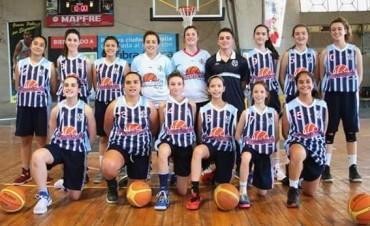 Buenos Aires con Belén Rojas fue 5° en el Argentino de selecciones sub13