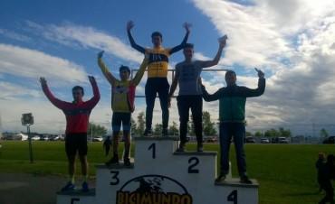 Resumen actividad de los ciclistas saladillenses del fin de semana