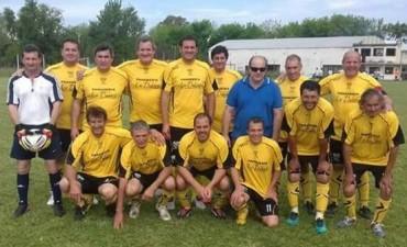 Se jugó la primera fecha del Torneo Clausura de Veteranos