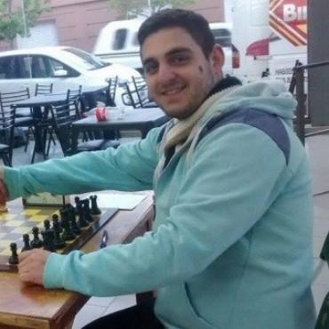 Nelson Lujan campeón provincial 2015 en mayores