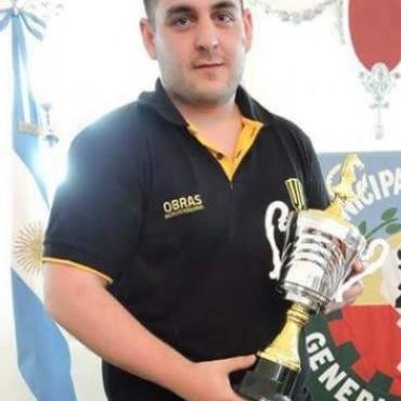 Nelson Lujan se consagró Campeón del Circuito Integración Serrana