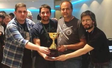 El equipo de Saladillo fue subcampeón en el 6° Torneo Playas de Mar del Plata