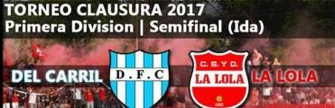 Este domingo se juegan las semifinales de 1ra y 2da División