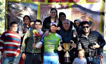 Juan Carlos Funes fue campeón en Lobos