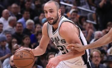 El insólito pedido de la NBA a Ginobili