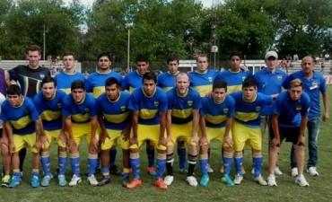 Primer juego entre Jacobo Urso y Argentino por la final del Primera división